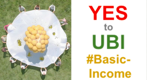 Crowdfunding for basic income