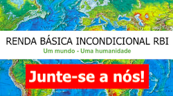 Renda Básica Incondicional RBI +100
